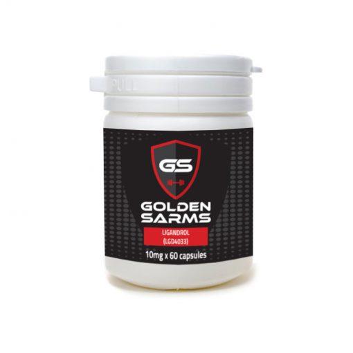 Ligandrol LGD4033 in capsules