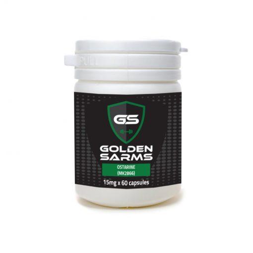 Ostarine MK 2866 in capsules